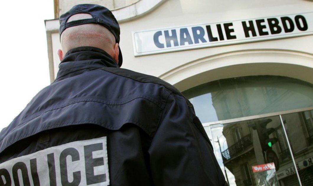 Αυτό είναι το νέο προκλητικό εξώφυλλο με γυμνούς μουσουλμάνους του Charlie Hebdo:  «Θα πεθάνετε» τους απειλούν - Κυρίως Φωτογραφία - Gallery - Video
