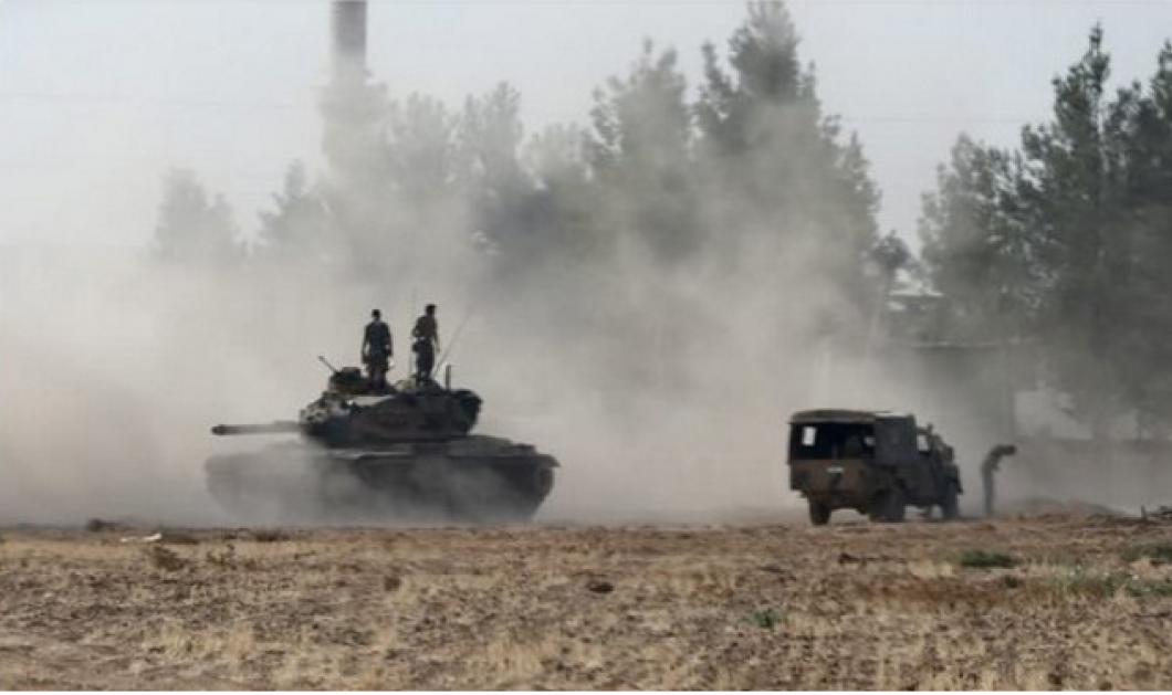 Ραγδαίες εξελίξεις: Εισβολή της Τουρκίας στην Συρία - Ξεκίνησε η στρατιωτική επιχείρηση - Κυρίως Φωτογραφία - Gallery - Video