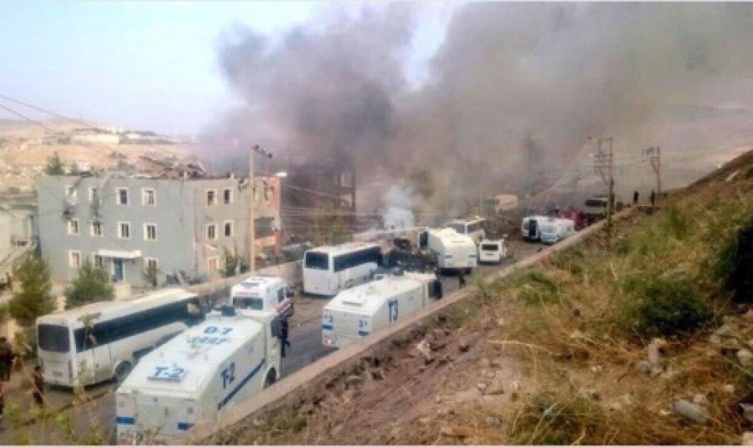Συναγερμός στην Τουρκία: Έκρηξη στην πόλη Σιζρέ έσπειρε τον πανικό - Πληροφορίες για θύματα - Κυρίως Φωτογραφία - Gallery - Video
