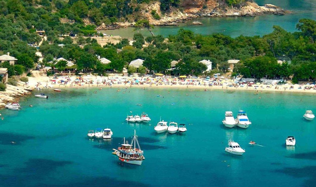 Good News: Βρετανικό ταξιδιωτικό πρακτορείο αποθεώνει τα ελληνικά νησιά - Ύμνοι του Τhomas Cook για Κρήτη, Ρόδο, Θάσο - Κυρίως Φωτογραφία - Gallery - Video
