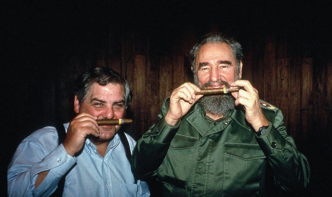 """Κούβα: Αυτό το πούρο 90 μέτρων δώρο για τα 90στά γενέθλια του """"λιονταριού"""" Φιντέλ Κάστρο - Κυρίως Φωτογραφία - Gallery - Video"""