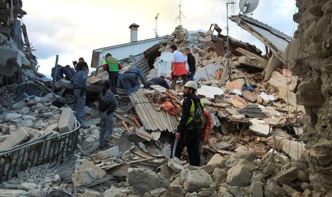 Βίντεο τράβηξε την ώρα του φονικού σεισμού κάτοικος του χωριού που καταστράφηκε στην Ιταλία - Κυρίως Φωτογραφία - Gallery - Video