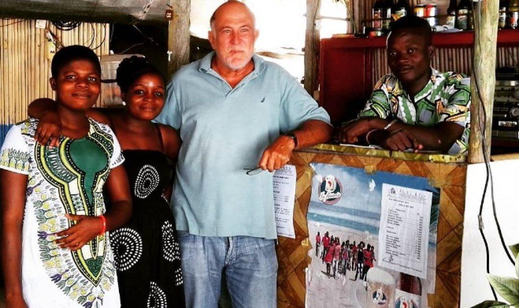 Γιώργος Βερνίκος: Ένα συναρπαστικό ταξίδι στην Αφρική - Πολύχρωμα στιγμιότυπα από Τόνγκο και  Μπενίν - Κυρίως Φωτογραφία - Gallery - Video