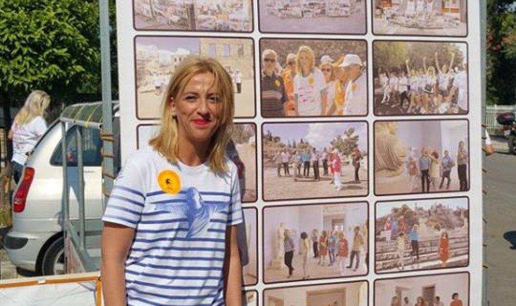 """Η Ρένα Δούρου και το """"Άλμα Ζωής"""" μας καλούν να τρέξουμε όλες και όλοι μαζί - Θα ενημερωθούμε για τον καρκίνο του μαστού  - Κυρίως Φωτογραφία - Gallery - Video"""