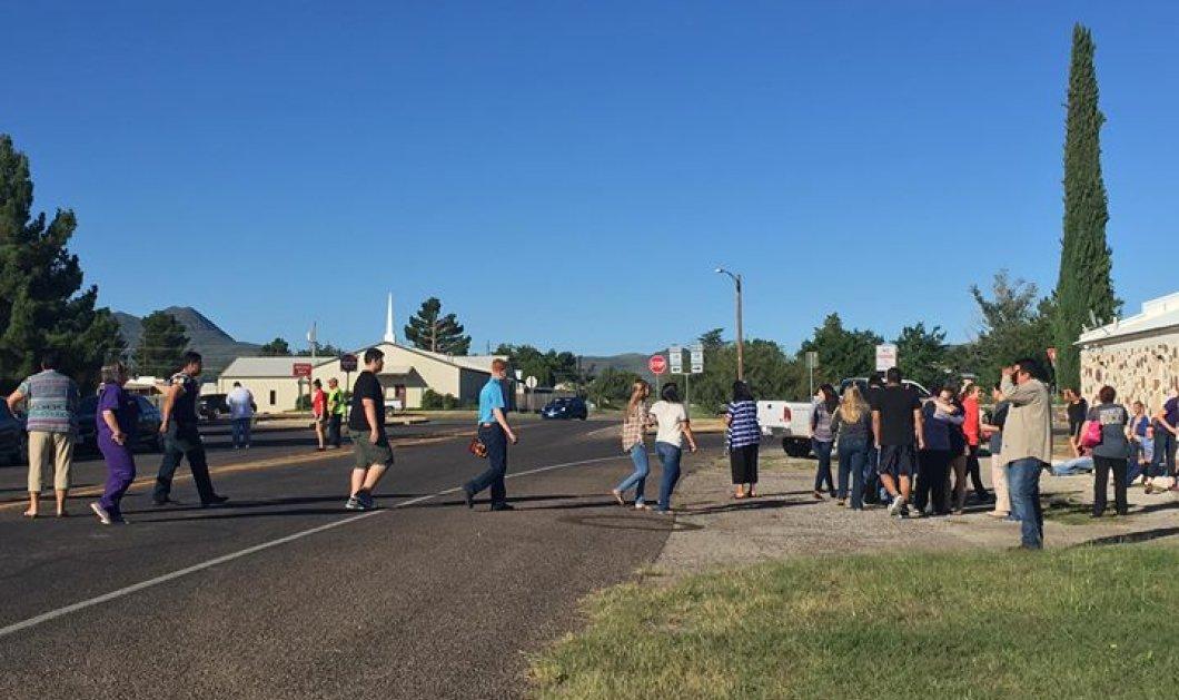 Συναγερμός σε σχολείο στο Τέξας: Πυροβόλησαν μαθητές - Νεκρός ο ένας δράστης - Κυρίως Φωτογραφία - Gallery - Video