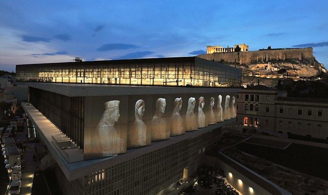 Good news: Το Μουσείο Ακρόπολης ήρθε 9ο καλύτερο στον κόσμο και 5ο στην Ευρώπη  - Κυρίως Φωτογραφία - Gallery - Video