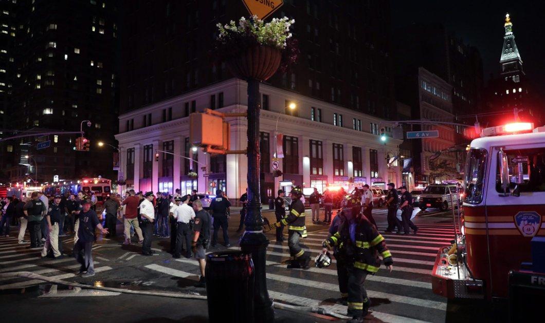 Πανικός στη Νέα Υόρκη: 29 τραυματίες από έκρηξη αυτοσχέδιας βόμβας - Βρέθηκε και 2η σε μικρή απόσταση - Άγνωστη η ταυτότητα των δραστών - Κυρίως Φωτογραφία - Gallery - Video