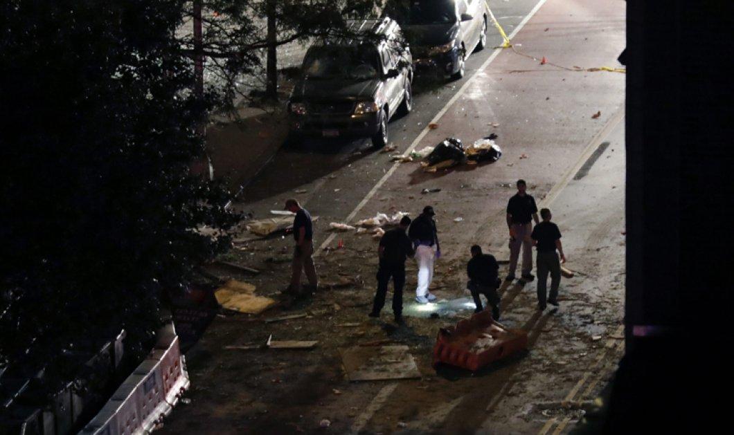 Δείτε βίντεο από την έκρηξη της αυτοσχέδιας βόμβας στο Μανχάταν που συντάραξε τη Νέα Υόρκη - Κυρίως Φωτογραφία - Gallery - Video