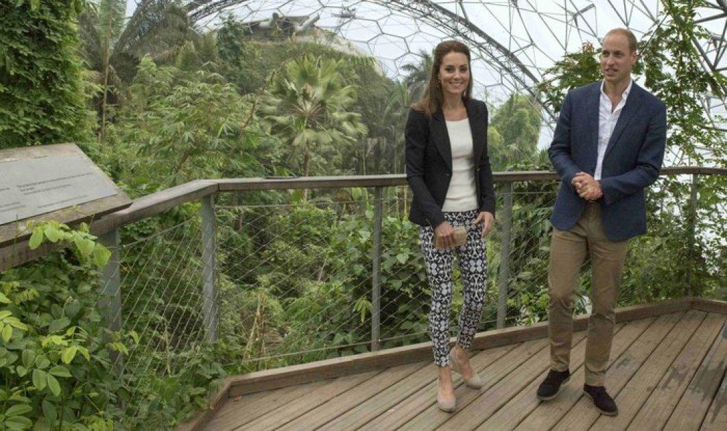Πριγκίπισσα Κέιτ: Βασίλισσα του λάου – Φόρεσε παντελόνι Gap 22 λιρών  - Κυρίως Φωτογραφία - Gallery - Video