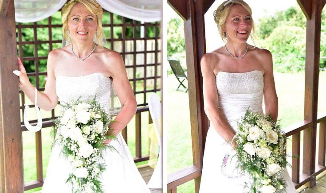 Καθυστέρησε 14 χρόνια τον γάμο της για να έχει την εμφάνιση των ονείρων της - Κυρίως Φωτογραφία - Gallery - Video