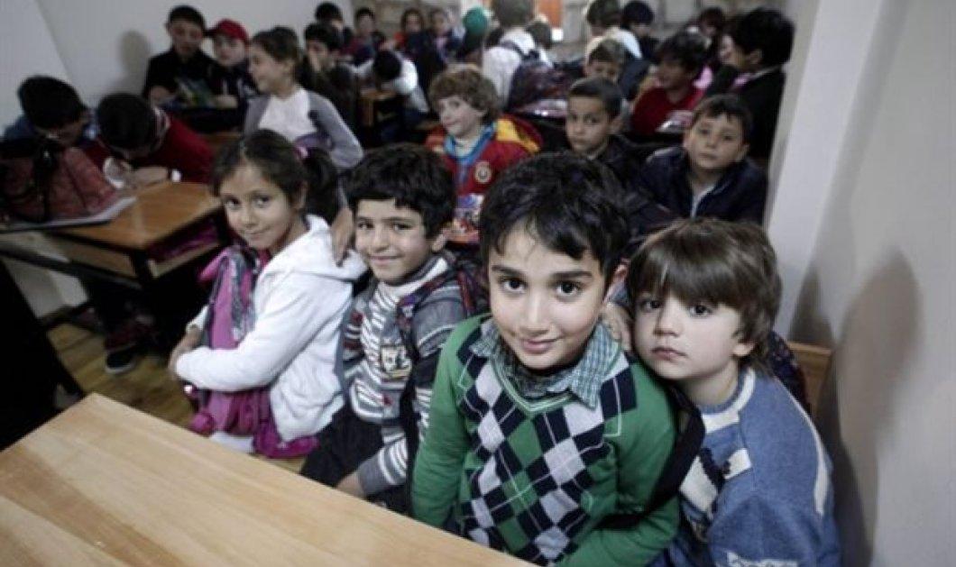 Να πως θα ενταχθούν τα προσφυγόπουλα στα σχολεία -Το πρόγραμμα εκπαίδευσής τους  - Κυρίως Φωτογραφία - Gallery - Video