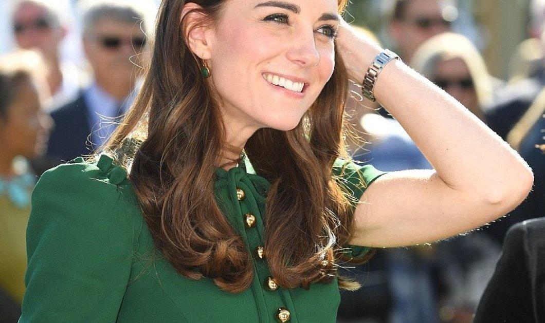 Kate & William στον Καναδά: Με πράσινο Dolce & Gabbana φουστάνι η Δούκισσα αλλά ο Πρίγκιπας έκλεψε καρδιές  - Κυρίως Φωτογραφία - Gallery - Video