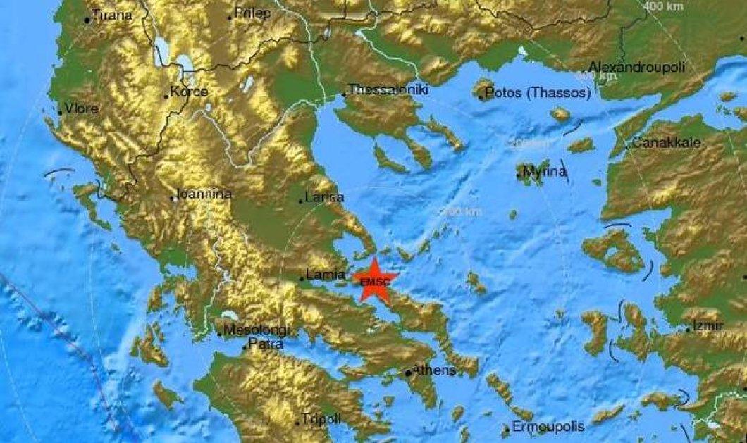 Σεισμός 4,3 Ρίχτερ στη βόρεια Εύβοια - Έγινε αισθητός και στην Αττική  - Κυρίως Φωτογραφία - Gallery - Video