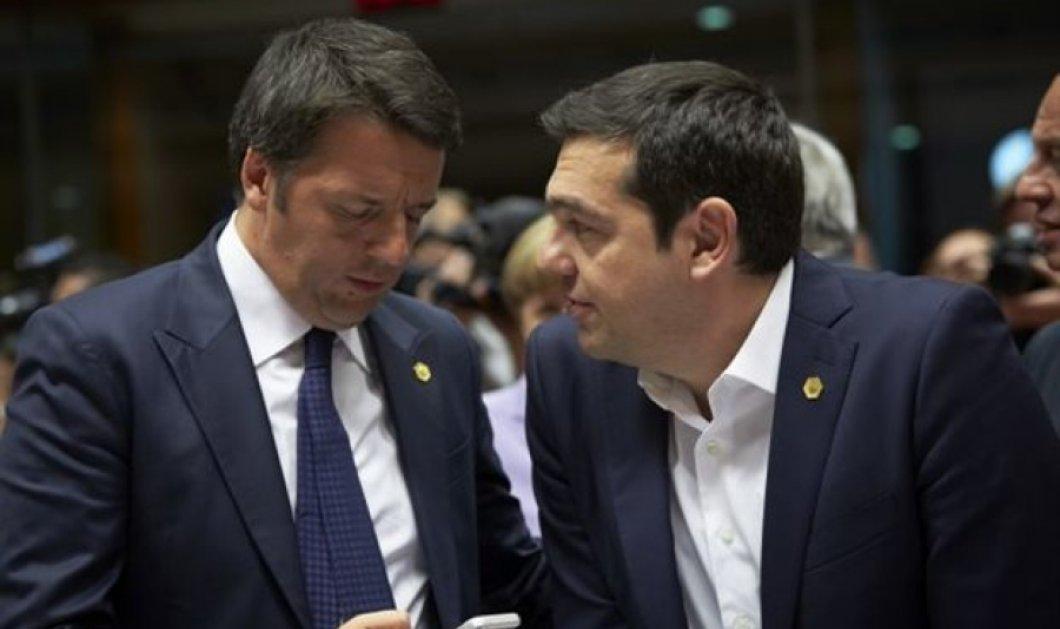 """Ματέο Ρέντσι ενόψει Αθήνας: """"Μια Ευρώπη με επενδύσεις, αντί να συνεχίσει να μας ζαλίζει με την λιτότητα  - Κυρίως Φωτογραφία - Gallery - Video"""