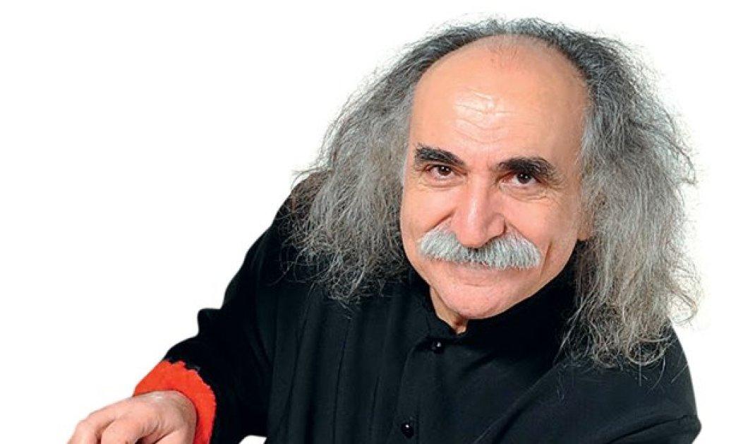 Ένα από τα πιο διάσημα μουστάκια την Ελλάδα δεν υπάρχει - Δείτε  τον Αγάθωνα  με & χωρίς - Κυρίως Φωτογραφία - Gallery - Video