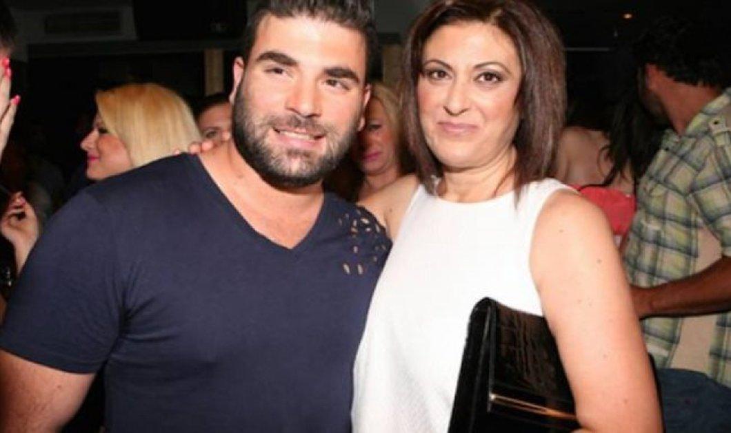 Παντελής Παντελίδης: Το συγκινητικό τατουάζ της μητέρας του, Αθηνάς στη μνήμη του - Κυρίως Φωτογραφία - Gallery - Video