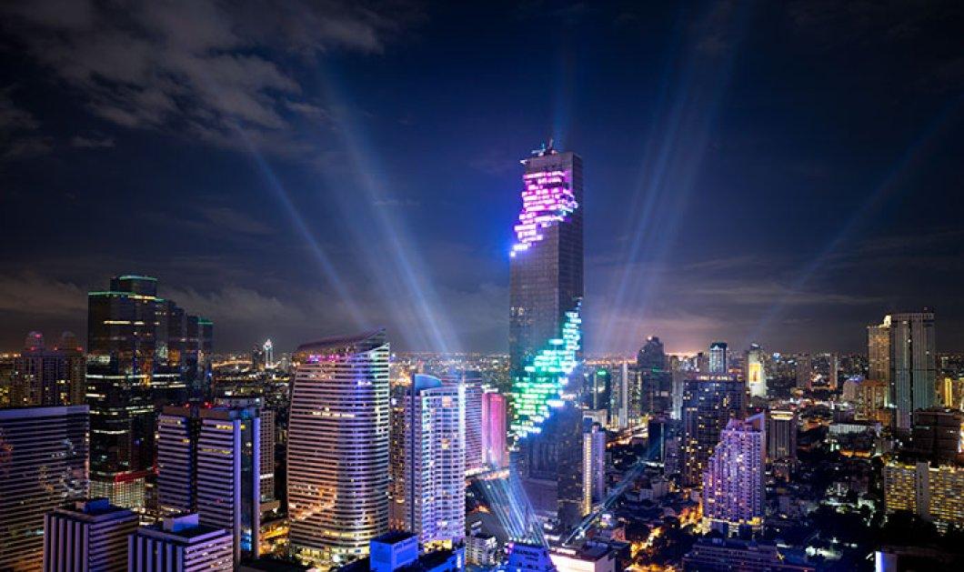 Ο μεγαλύτερος ουρανοξύστης της Ταϊλάνδης άνοιξε τις πύλες του - Δείτε το νέο στολίδι της Μπανγκόκ - Κυρίως Φωτογραφία - Gallery - Video