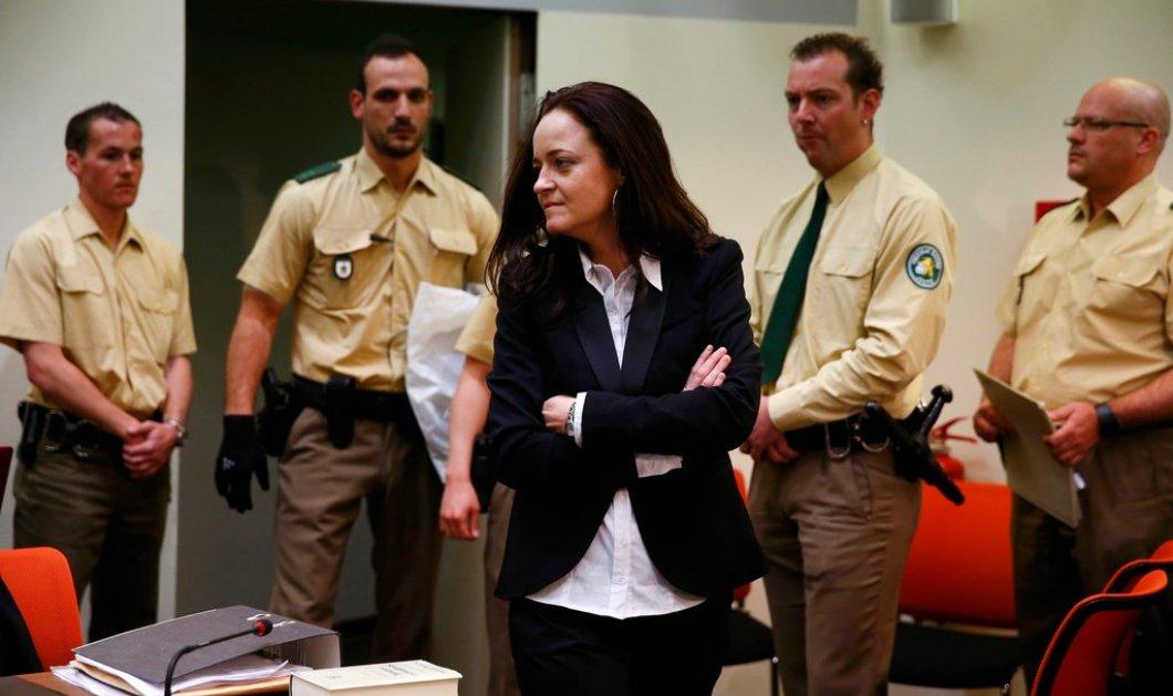 Κατέθεσε η νεοναζί που συγκλόνισε τη Γερμανία - Αυτοκτόνησαν 2 συγκατηγορούμενοι της για 10 δολοφονίες ξένων - Κυρίως Φωτογραφία - Gallery - Video