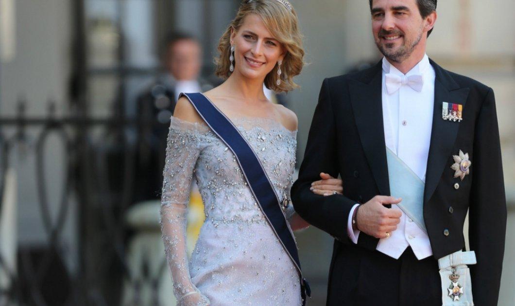 Πρίγκιπας Νικόλαος- Τατιάνα Μπλάτνικ: To πιο ερωτευμένο ζευγάρι στο δειλινό... - Κυρίως Φωτογραφία - Gallery - Video