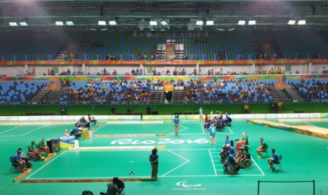 Να και το 7ο! Χάλκινο μετάλλιο για την Ελληνική ομάδα του μπότσια στους Παραολυμπιακούς!  - Κυρίως Φωτογραφία - Gallery - Video