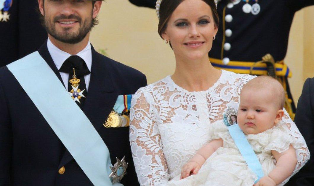 Πριγκιπικά βαφτίσια για τον πέντε μηνών εγγονό του Βασιλιά της Σουηδίας, Αλέξανδρο - Φωτό από την λαμπερή εκδήλωση - Κυρίως Φωτογραφία - Gallery - Video