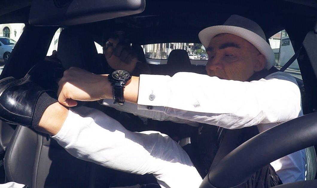 Ξεκαρδιστικό βίντεο: Ο οδηγός ταξί - φαρσέρ έκανε πως κοιμάται, τρέλανε τους επιβάτες του ενώ... - Κυρίως Φωτογραφία - Gallery - Video