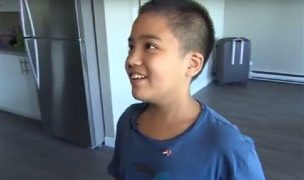 Ο 12χρονος Ντίκι ετοιμάζεται για την πρώτη του μέρα στο.. Πανεπιστήμιο! Έμαθε μόνος Αγγλικά και πέρασε στο τμ. Φυσικής - Κυρίως Φωτογραφία - Gallery - Video