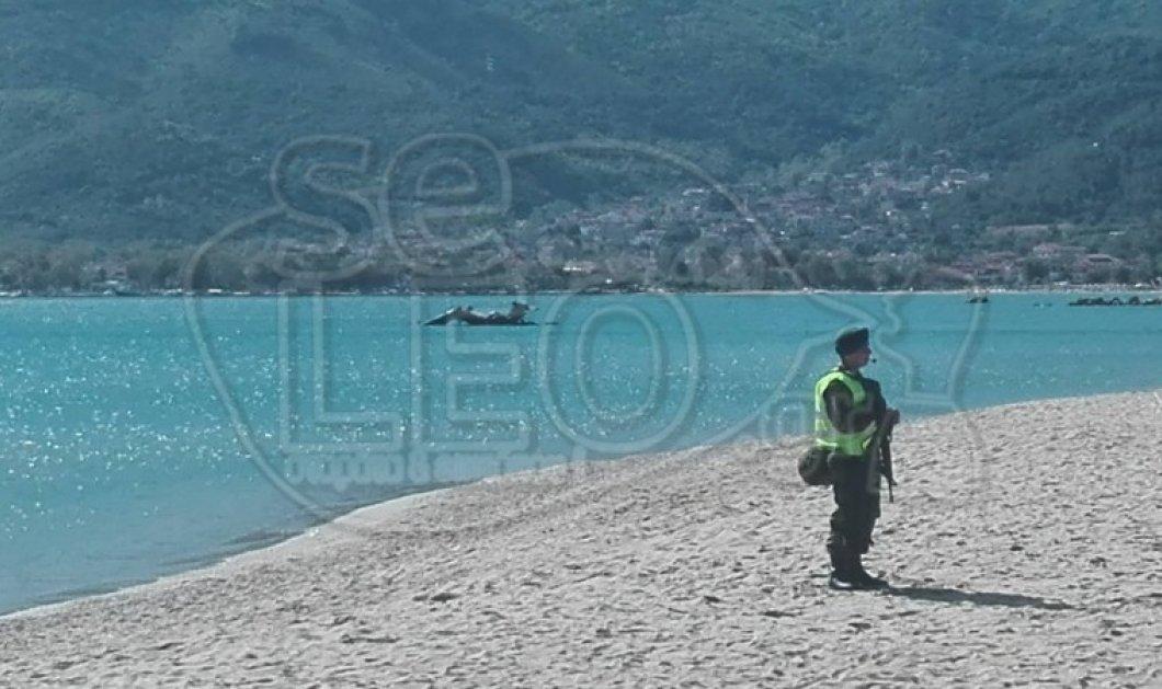 Έπεσε ελικόπτερο Απάτσι στη Χαλκιδική - Σώθηκαν οι 2 πιλότοι (Φωτό) - Κυρίως Φωτογραφία - Gallery - Video