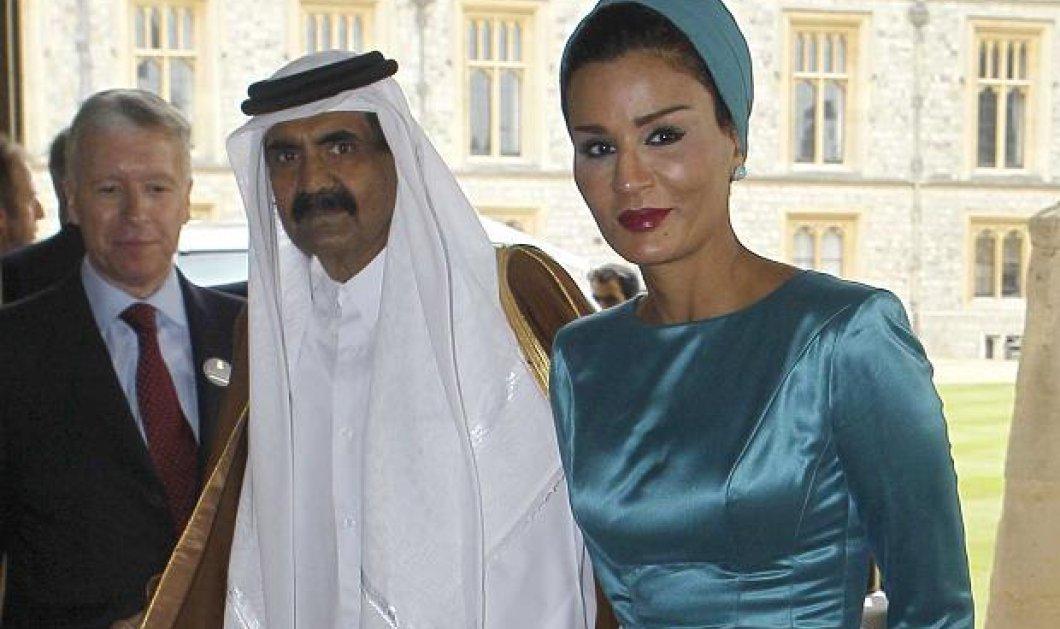 Ε ναι! Ο Εμίρης του Κατάρ ακυρώνει επενδύσεις 2 δις ευρώ στην Ελλάδα - Δεν βγάζει άκρη με ΟΑΕΔ, Εφορία, Δασαρχείο, Εκκλησία Ζακύνθου, Πολεοδομία - Κυρίως Φωτογραφία - Gallery - Video