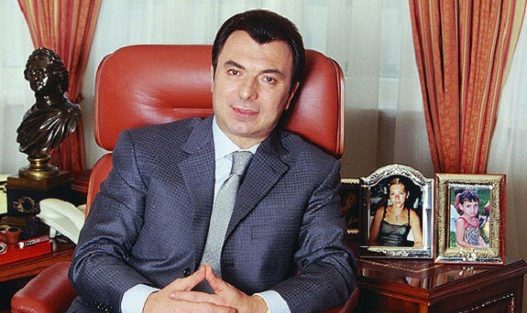 Φιλάρετος Καλτσίδης: Αυτός είναι ο πλουσιότερος Έλληνας του κόσμου για το 2016 με 4, 6 δις - Κυρίως Φωτογραφία - Gallery - Video
