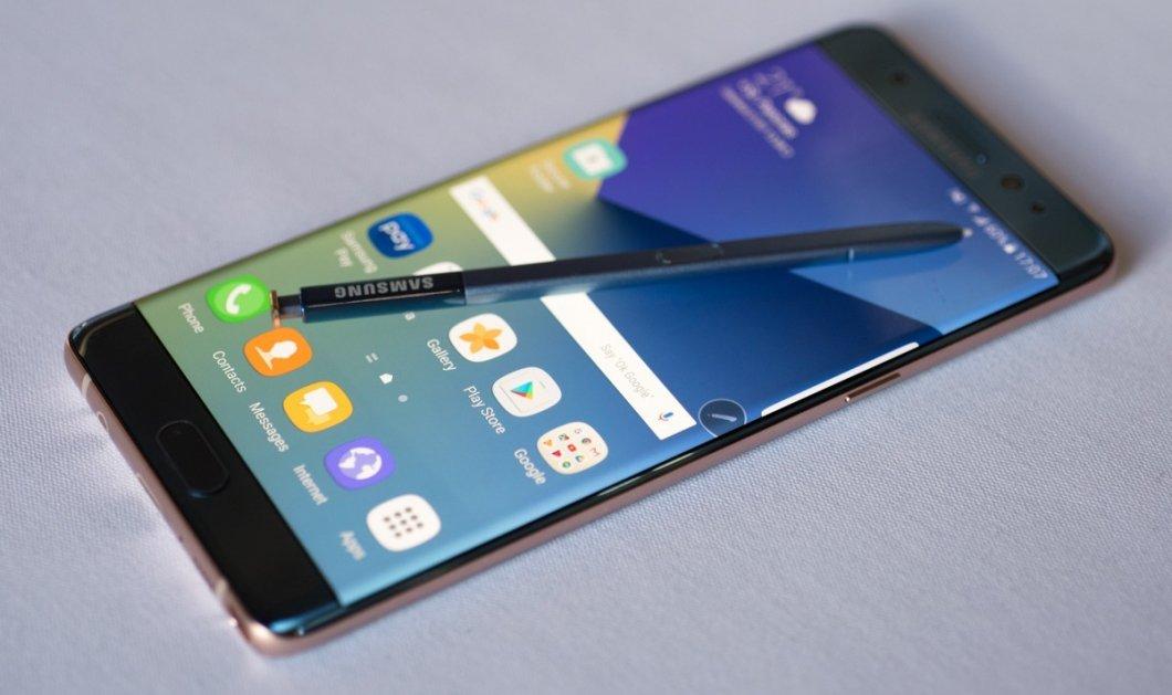 H Samsung ανακαλεί όλα τα Galaxy Note 7, λόγω κινδύνου έκρηξης - Δωρεάν ανταλλαγή και στην Ελλάδα, από τις 19 Σεπτεμβρίου - Κυρίως Φωτογραφία - Gallery - Video