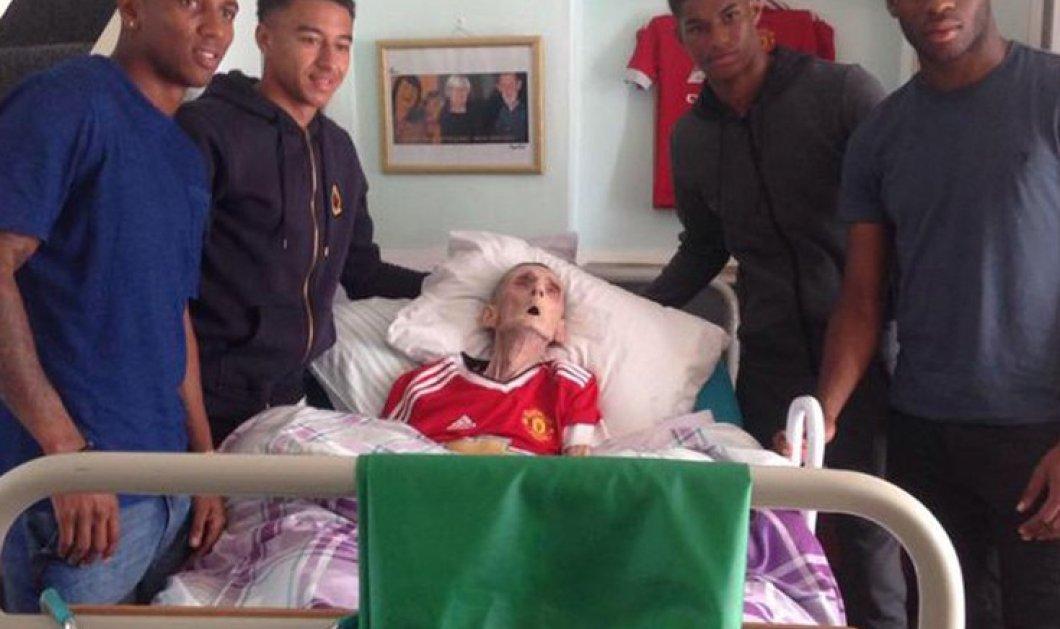 73χρονος άφησε την τελευταία του πνοή μόλις πραγματοποιήθηκε η τελευταία του επιθυμία - Συνάντησε τους ήρωες του  - Κυρίως Φωτογραφία - Gallery - Video