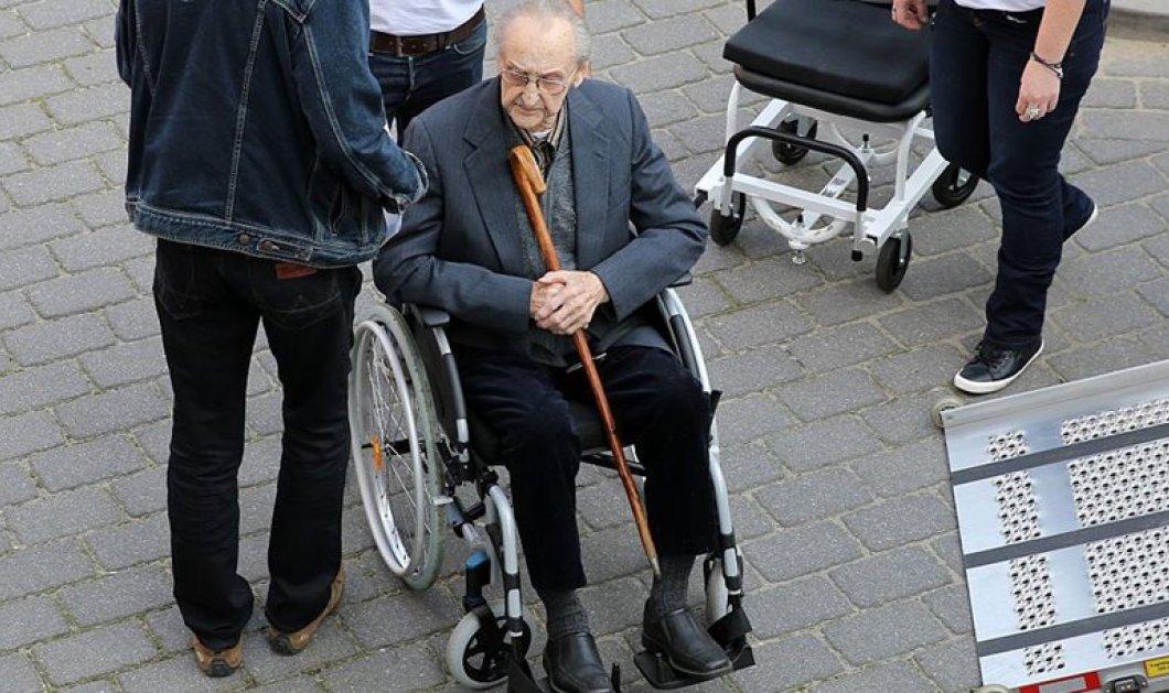 Γερμανία: 95χρονος ναζί δικάζεται για εγκλήματα στο Άουσβιτς: Κατηγορείται για τον θάνατο 3.681 ανθρώπων   - Κυρίως Φωτογραφία - Gallery - Video
