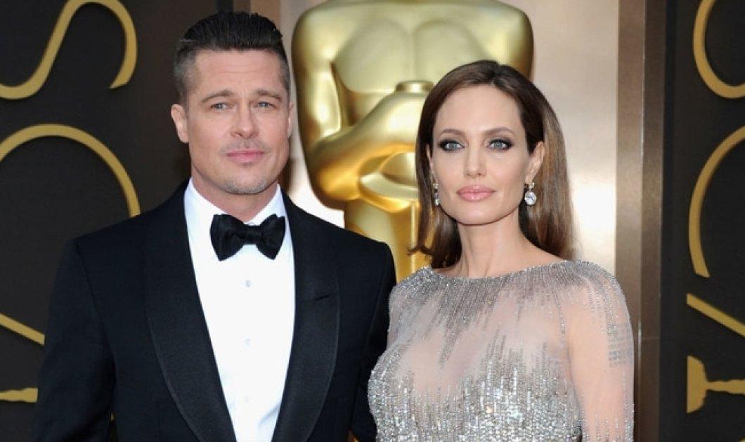 Χωρίζουν Αντζελίνα Τζολί και Μπράντ Πιτ! Υπέβαλε αίτηση διαζυγίου η ηθοποιός  - Κυρίως Φωτογραφία - Gallery - Video