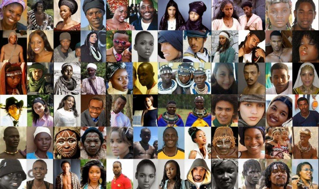 Είμαστε μαύροι! Ευρωπαίοι, Ασιάτες βάσει του DNA μας, είμαστε όλοι απόγονοι μεταναστών από την Αφρική - Κυρίως Φωτογραφία - Gallery - Video