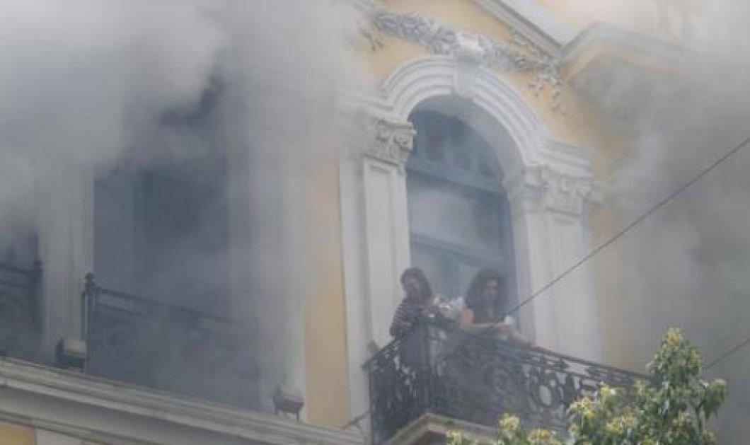 Ξεκινά αύριο η δίκη για τον εμπρησμό του υποκαταστήματος της MARFIN το 2010: Ποιοι είναι οι 2 κατηγορούμενοι  - Κυρίως Φωτογραφία - Gallery - Video