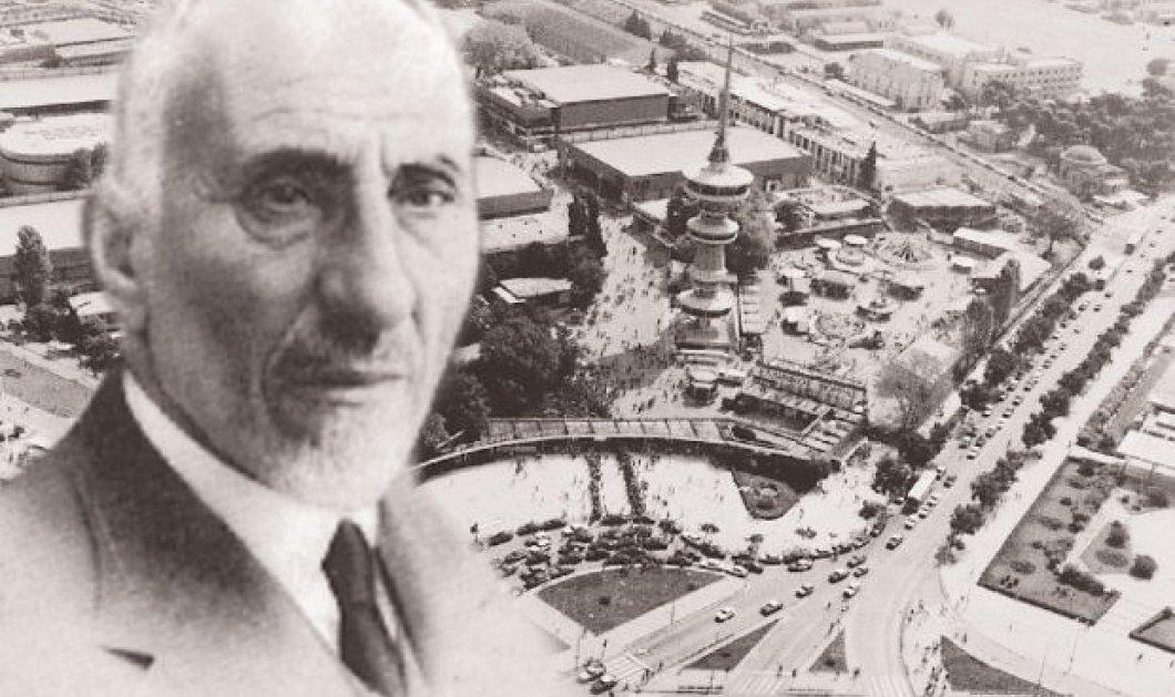 """""""Όταν ο παππούς μου ίδρυσε την Διεθνή έκθεση Θεσσαλονίκης"""" Ο εγγονός του Νικόλαου Γερμανού μιλά για τον οραματιστή πρόγονό του - Κυρίως Φωτογραφία - Gallery - Video"""