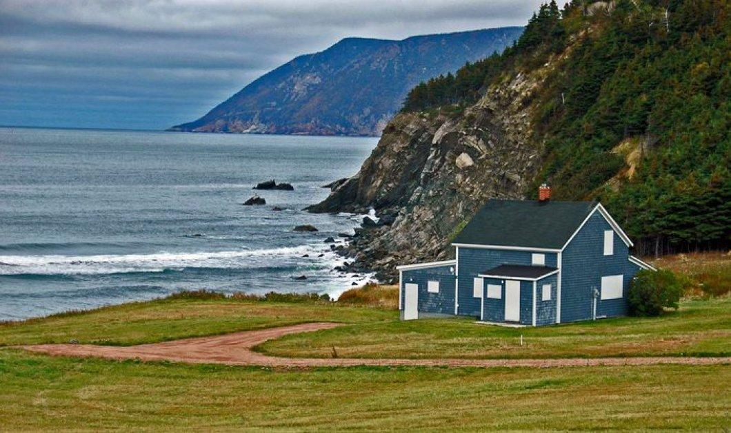 Πάμε Καναδά; Αυτό το νησί προσφέρει δουλειά και 20 στρέμματα γη σε όποιον μετακομίσει εκεί  - Κυρίως Φωτογραφία - Gallery - Video