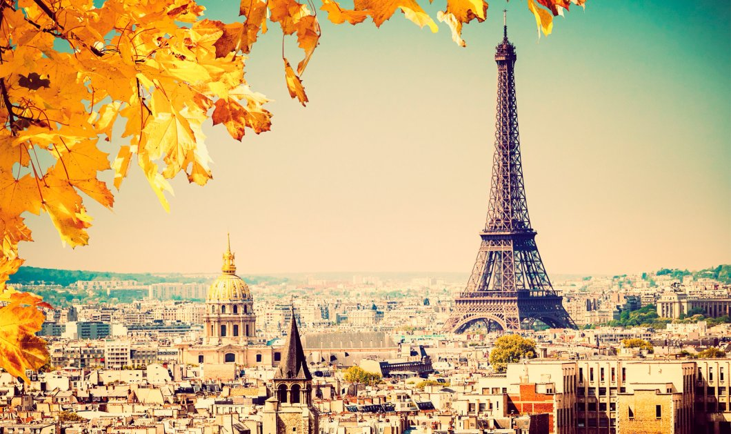 Make your day βίντεο - Παρίσι: Η μαγεία της πιο ρομαντικής πόλης του κόσμου σε μόλις 5 λεπτά - Κυρίως Φωτογραφία - Gallery - Video