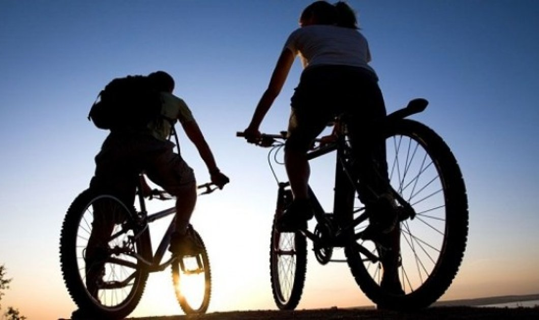 Good news: «Ηλιακή ποδηλατάδα» σε Αθήνα & Θεσσαλονίκη από την Greenpeace  - Κυρίως Φωτογραφία - Gallery - Video