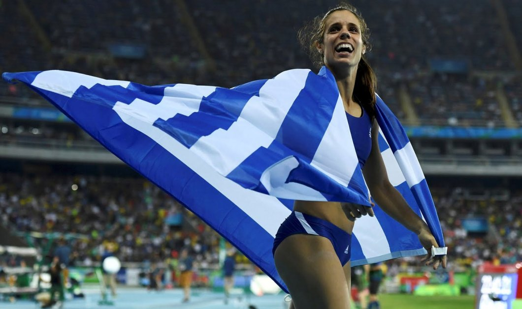 Good News: Η Κατερίνα Στεφανίδη ψηφίστηκε ως η κορυφαία αθλήτρια της Ευρώπης  - Κυρίως Φωτογραφία - Gallery - Video