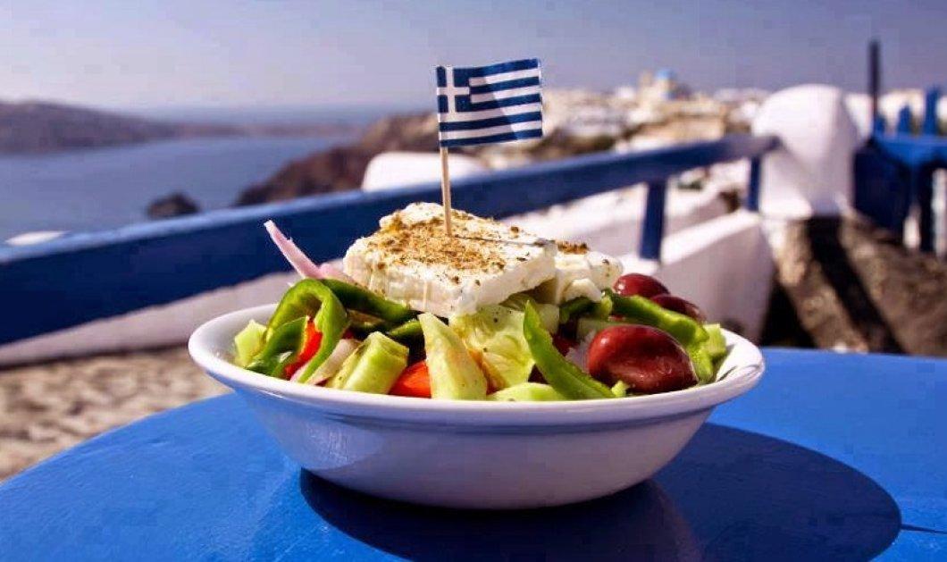 Εκπληκτικό: Μια γιγάντια ελληνική, χωριάτικη σαλάτα στην Κόκκινη πλατεία της Μόσχας! (Φωτό) - Κυρίως Φωτογραφία - Gallery - Video
