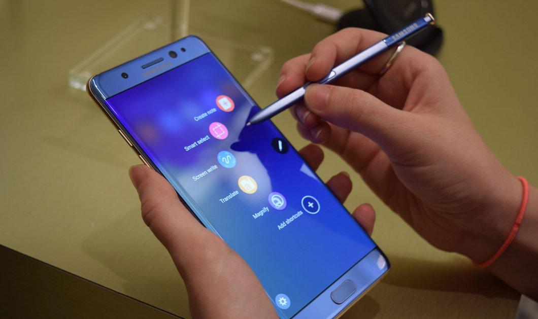 Μπελάδες για τη Samsung: Ανακαλεί όλα τα νέα Galaxy Note 7 - Κίνδυνος έκρηξης της μπαταρίας! - Κυρίως Φωτογραφία - Gallery - Video
