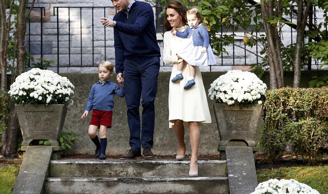 Βίντεο: Η Πριγκίπισσα Σάρλοτ & ο Πρίγκιπας George παίζουν σε πάρκο του Καναδά & οι φωτό με Kate - William σπάνε το ίντερνετ - Κυρίως Φωτογραφία - Gallery - Video