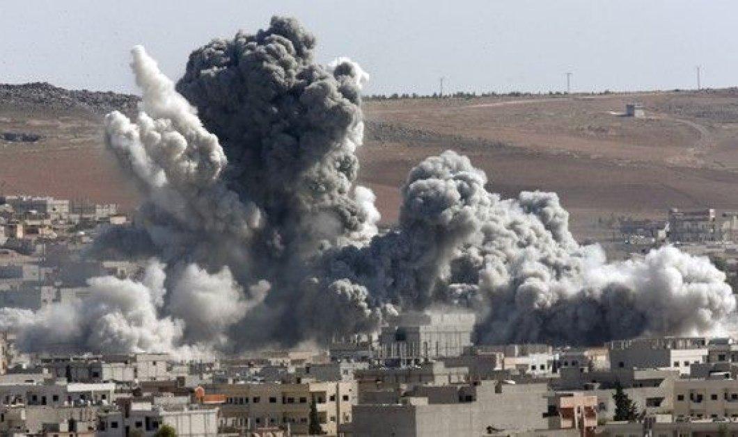 Δεκάδες Σύροι στρατιώτες νεκροί από βομβαρδισμό Αμερικανικών δυνάμεων - Για λάθος κάνουν λόγο οι ΗΠΑ, οργή στη Ρωσία - Κυρίως Φωτογραφία - Gallery - Video