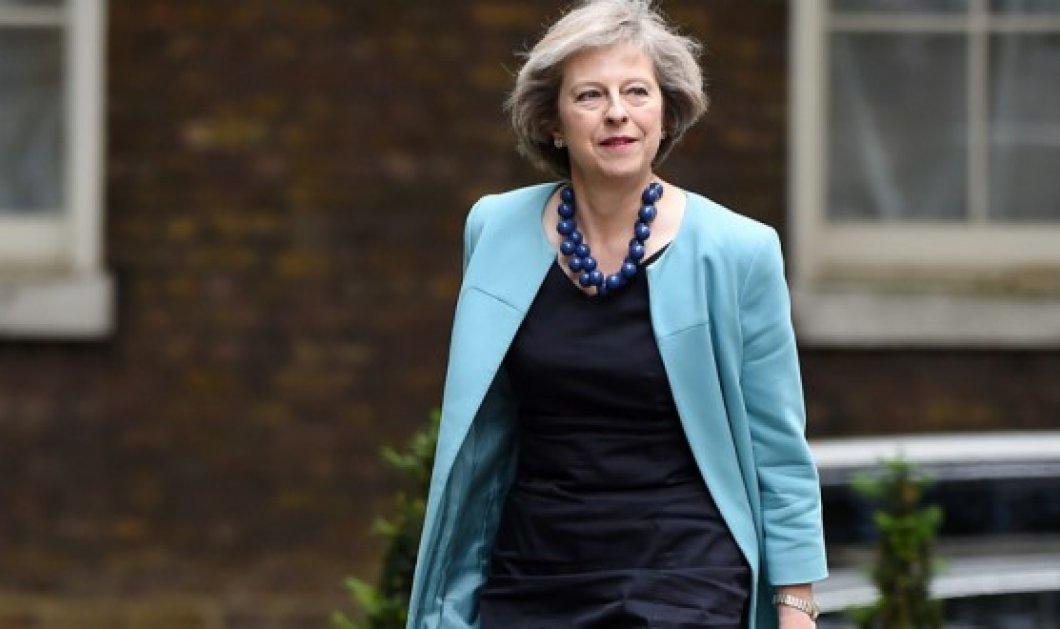 """Απαισιόδοξη για τη Βρετανική Οικονομία η πρωθυπουργός Τερέζα Μέι: """"Προμηνύονται δύσκολες εποχές"""" - Κυρίως Φωτογραφία - Gallery - Video"""