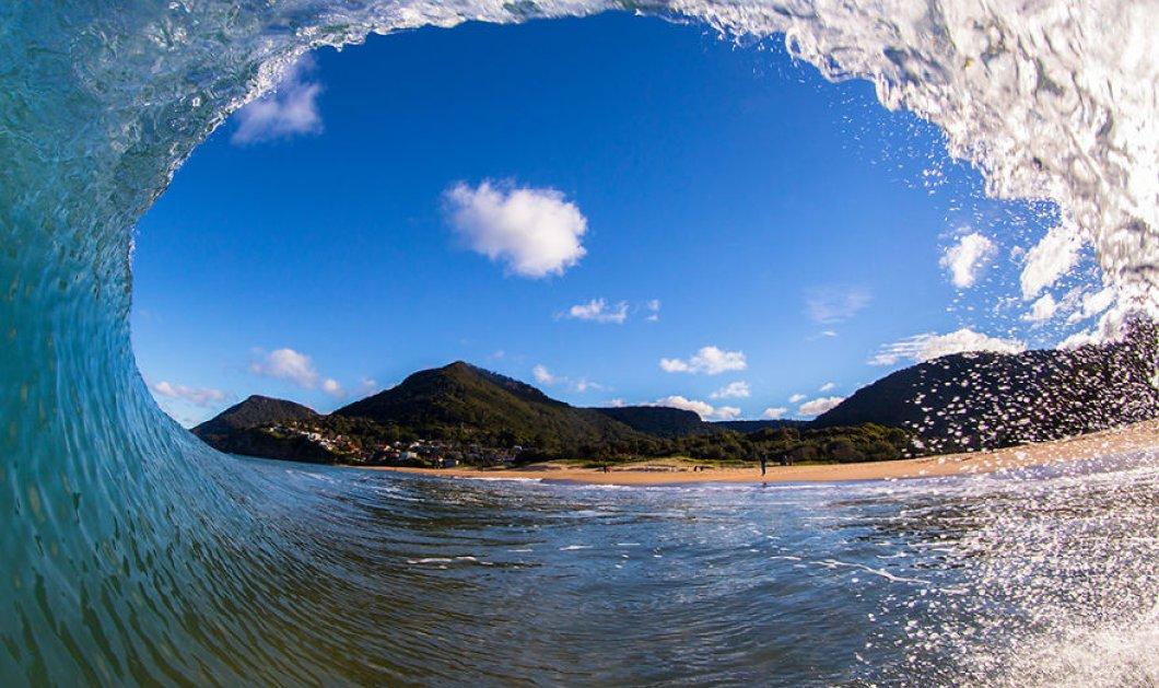 Αποχαιρετάμε το καλοκαίρι με απίθανες φωτό: Η μαγεία των κυμάτων & του ωκεανού σε υπέροχα κλικς  - Κυρίως Φωτογραφία - Gallery - Video