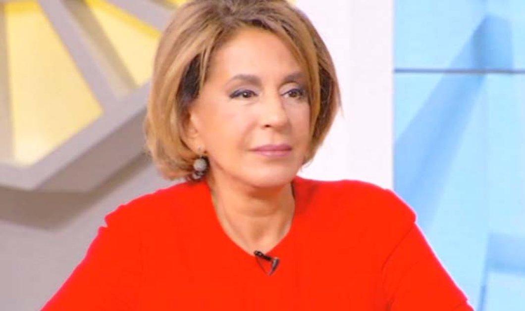"""Η Όλγα Τρέμη για πρώτη φορά στην Τατιάνα: Τι είπε για το Mega και την Τσικρίκα που """"αντιμίλησε"""" στον Τσίπρα;   - Κυρίως Φωτογραφία - Gallery - Video"""