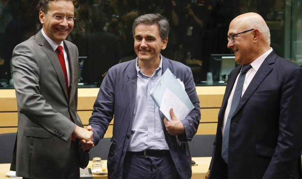 Kαμπανάκι από τους δανειστές για τη δόση των 2, 8 δισ. ευρώ: Διορία ως τις 10/10 για να κλείσουν τα προαπαιτούμενα  - Κυρίως Φωτογραφία - Gallery - Video