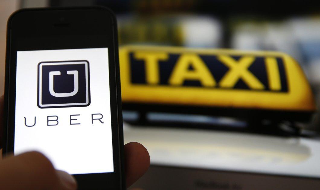 Απίστευτο! Δείτε την πρώτη διαδρομή που έκαναν τα ταξί χωρίς οδηγό της Uber - Κυρίως Φωτογραφία - Gallery - Video